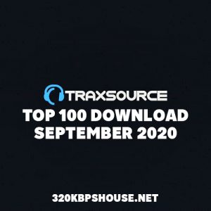 Traxsource Top 100 Download SEPTEMBER 2020