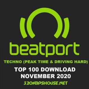 Beatport Top 100 Techno (Peak Time & Driving Hard) November 2020