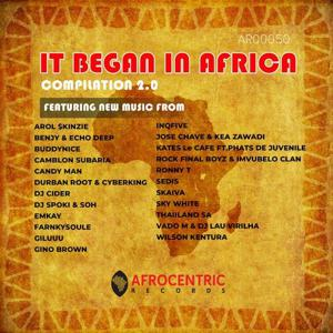 VA - It Began in Africa 2.0 [Afrocentric Records]