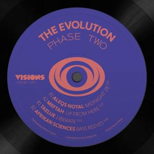 VA - The Evolution Phase Two - (Visions Recordings)
