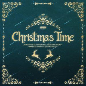 Armin Van Buuren Christmas Time Chart