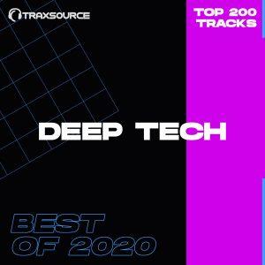 Traxsource Top 200 Deep Tech of 2020