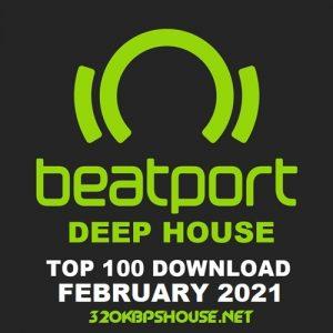 Beatport Top 100 Deep House February 2021