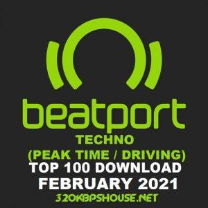 Beatport Top 100 Techno (Peak Time / Driving) February 2021