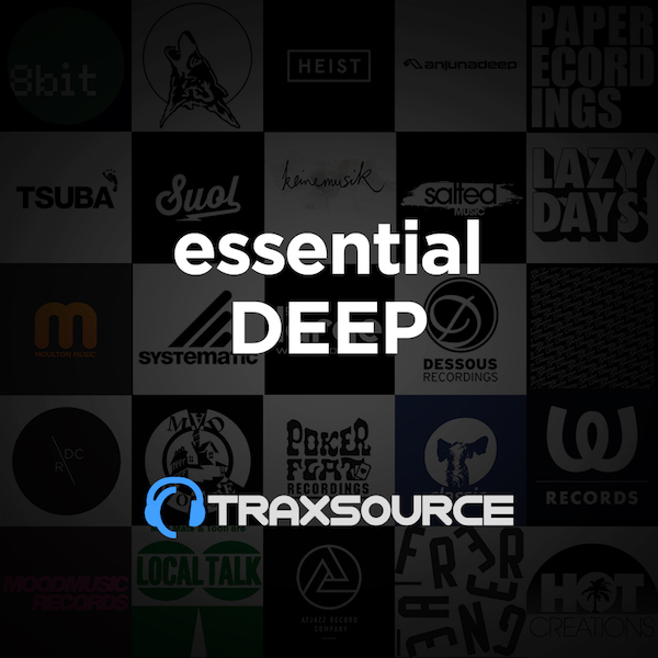 Traxsource Deep House Essentials (27.02.20210)