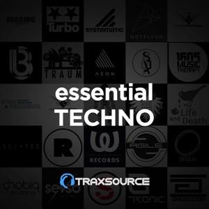 Traxsource Essential Techno 2021-03-15