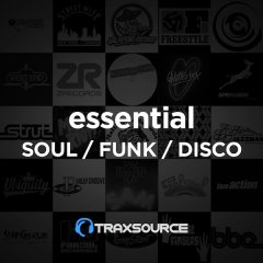 Traxsource Soul & Funk & Disco Essentials (12.04.2021)
