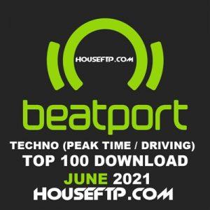 Beatport Top 100 Techno (Peak Time Driving) June 2021