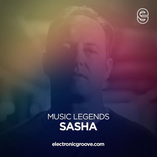 Music Legends: Sasha June 20-06-2021